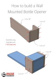 bottle opener wall mount magnet bottle opener mounted bottle opener diy wall and open plan