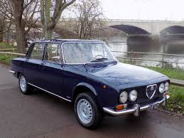 classic alfa romeo classic chrome alfa romeo 2000 berlina 1973 m blue