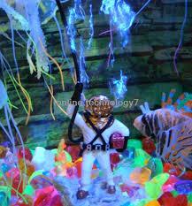 fish tank decorations 0 50 bubbling diver aquarium ornament fish