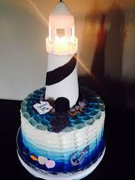 lighthouse cake cake pinterest lighthouse cake lighthouse