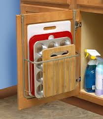 cutting board holder organizer rack kitchen organization