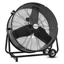ventilateur pour cuisine oneconcept ventilateur de sol industriel brasseur d air