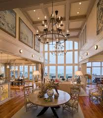 high ceiling light fixtures sizing it down how to decorate home with high ceilings trends