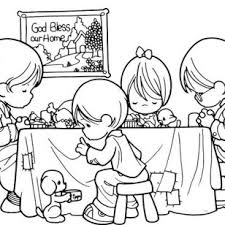 best pictures of precious moments coloring pages cartoon