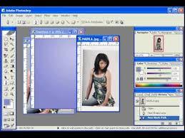 membuat poster photoshop cs3 tutorial photoshop dasar praktek membuat poster youtube