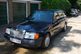 1993 mercedes 200te being auctioned at barons auctions
