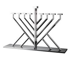 modern menorah modern menorah indoor outdoor garden sculpture statue