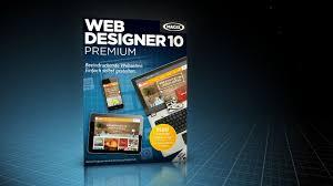 homepage designer magix web designer 10 premium de homepage erstellen