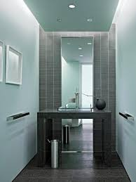 ceiling same color as walls powder rooms ideas
