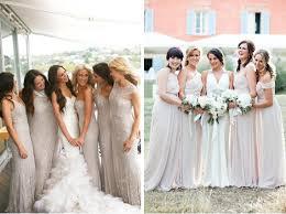robe temoin de mariage robes de témoins toutes identiques tenues de cortège