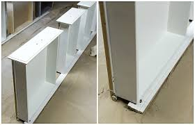 Diy Painting Kitchen Cabinets White How To Paint Builder Grade Cabinets