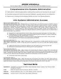 Administrative Resume Examples by System Administrator Resume Ingyenoltoztetosjatekok Com