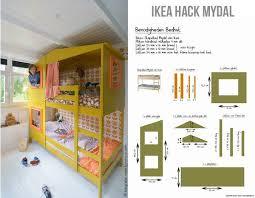 Mydal Cosleeping Google Search Mydal Ideen Pinterest Playrooms - Ikea mydal bunk bed