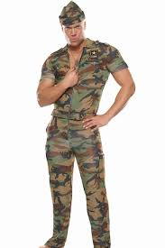 Halloween Army Costumes Womens Military Party Costume Ideas Military Party