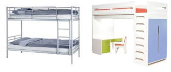 Bunk Beds With Wardrobe Get The Look 18 Bunk And Loft Beds Stylecarrot