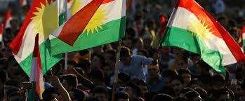 Kurdish Flag Kurdistan The New Israel Iraqi Kurds Vote Monday On An