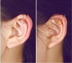 ear earings 1 u style no ear cuff clip on earring