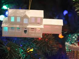 your house as a custom tree ornament kxhpynzxv by dcyale