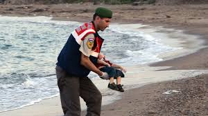 study what was the impact of the iconic photo of the syrian boy