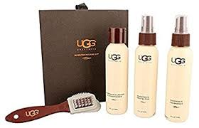 ugg sales figures amazon com ugg australia sheepskin care kit one size clear shoes