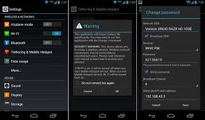 mobile hotspot for android how to setup and use mobile hotspot beginners guide droid