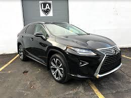 gray lexus rx 350 2017 lexus rx 350 375 la leasing