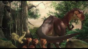 ice age dawn dinosaurs official trailer disney movies
