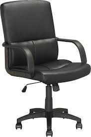 White Leather Office Chair Canada Office Chairs The Brick