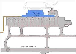 malaysia penang international airport passenger terminal