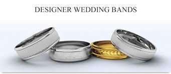 designer wedding rings designer wedding bands for men and women
