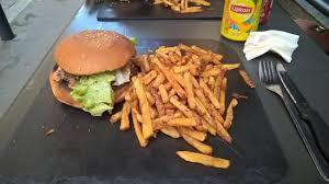 atelier cuisine toulouse burger frites picture of l atelier du burger toulouse tripadvisor