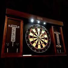 best dart board cabinet vintage dart board cabinet ebay