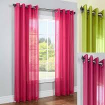 Fuschia Blackout Curtains Grommet Top Curtains Discount Grommet Top Curtains