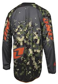 camo motocross jersey one industries jersey atom digital camo charcoal 2016 maciag offroad