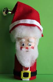 making a toilet roll father christmas thriftyfun