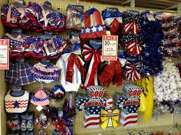 halloween clearence fourth of july shopping only to find halloween nostalgic