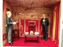 scarface home decor red doll house decoration house interior