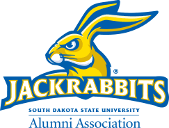 sdsu alumni license plate south dakota state sdsu decals