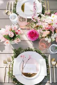 cherry blossom home decor 35 best summer table decoration ideas and designs for 2017