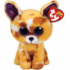 ty pablo chihuahua beanie boo small granville island toy company
