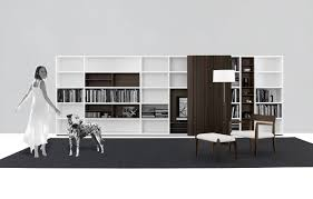 Modern Wall Units For Books Poliform Bookcase U003e U003ebook Cases Pinterest Woods Wall