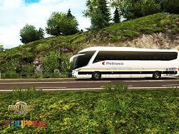 volvo trucks philippines islands of the philippines g7 1200 v1 0 bus euro truck simulator