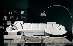 Leather Sofa Ebay Black And White Leather Sofa Ebay 7 Image