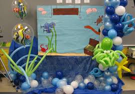 party people event decorating company under the sea spring voyage