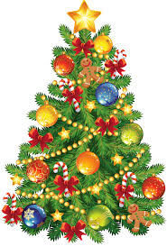christmas tree ornaments clipart clipartxtras