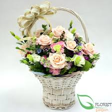 flowers with free delivery flowers free delivery in hochiminh