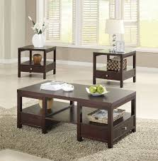 Charming Decoration Living Room Tables Set Incredible Design - Living room table set