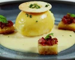 que cuisiner avec des oeufs recette l œuf mollet comme une carbonara