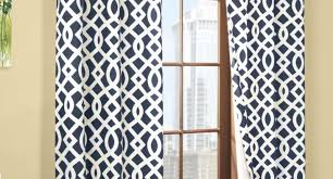 Yellow Patterned Curtains Uncategorized Navy Blue Patterned Curtains Within Finest