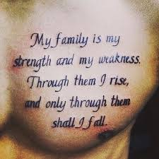 tattoo quotes for family death related image my life pinterest tattoo piercing and tatting